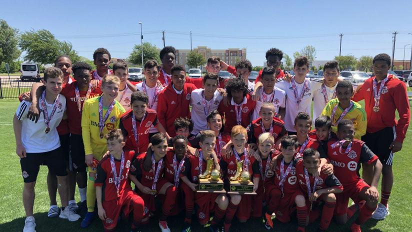 Dallas Cup Champs