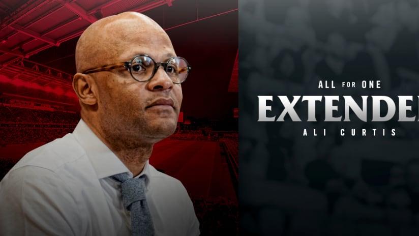 Ali Curtis Extension