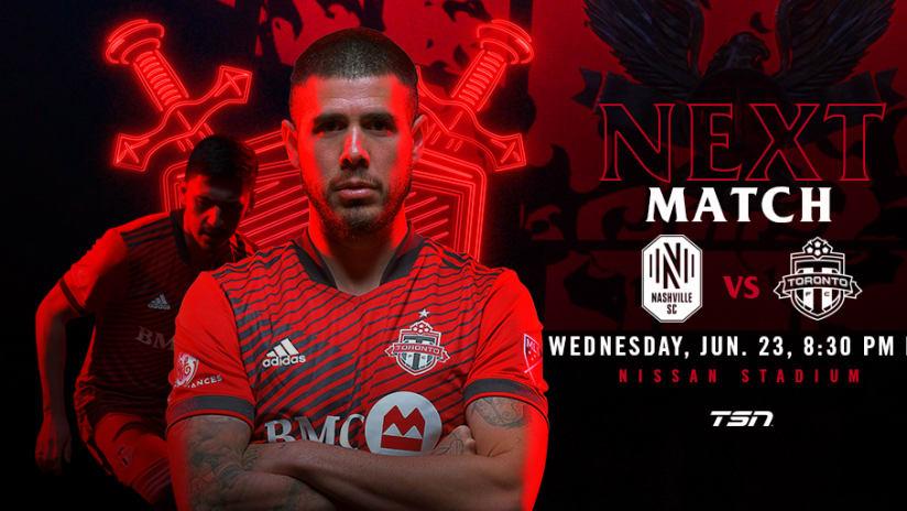 Match Preview: NSHvTOR 06232021