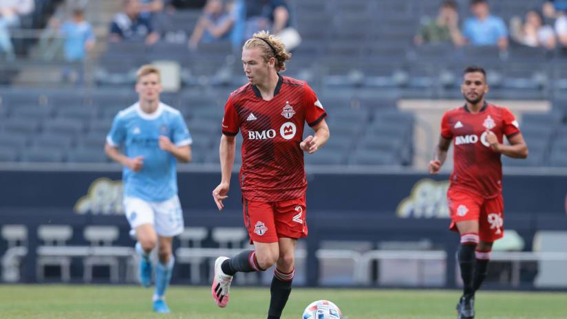 Toronto FC loan Jacob Shaffelburg to Toronto FC II