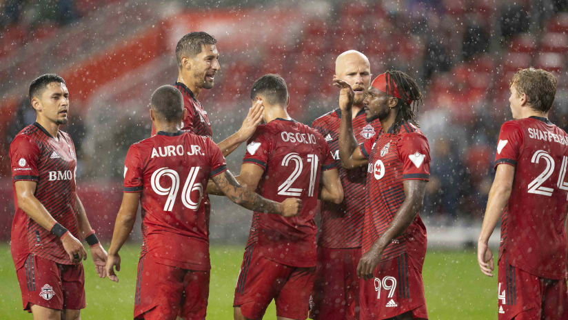 Rain-soaked Reds down York, advance to Canadian Championship semifinal