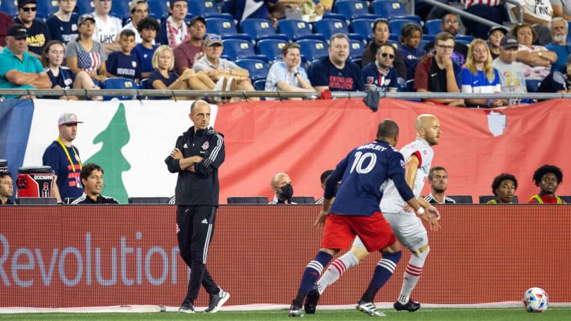 Toronto FC looking to build on unbeaten streak under Javier Perez in Philadelphia