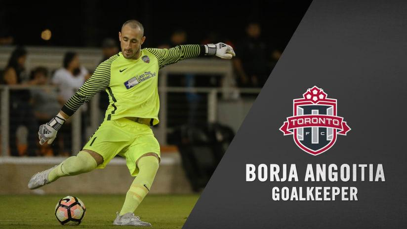 Borja signs
