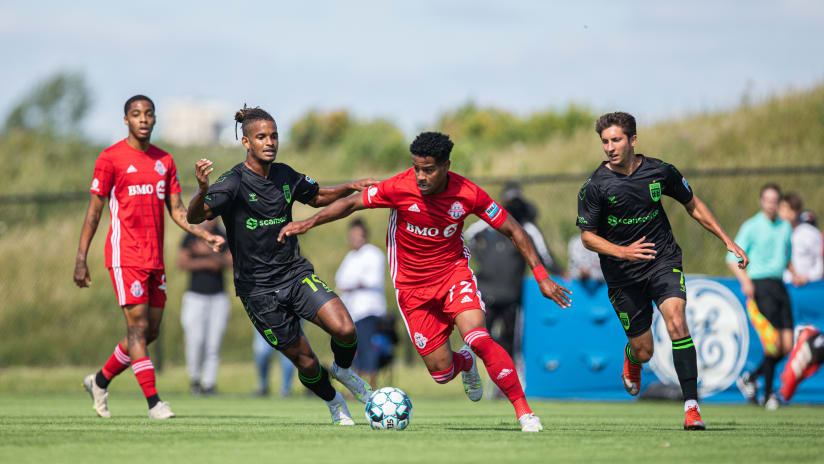 Toronto FC II aiming to build positive momentum on back of Canadian homecoming