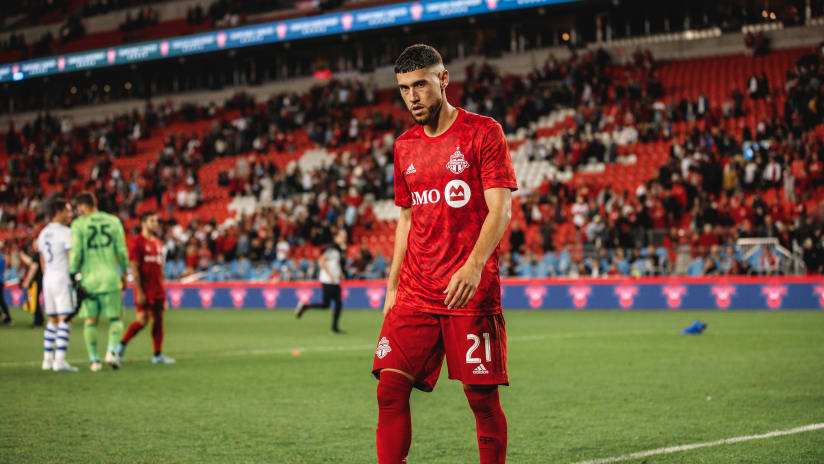 Focus turns to Canadian Championship as Reds welcome York for derby match at BMO Field