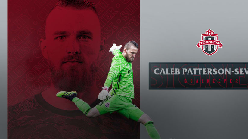 Toronto FC II Sign Patterson-Sewell