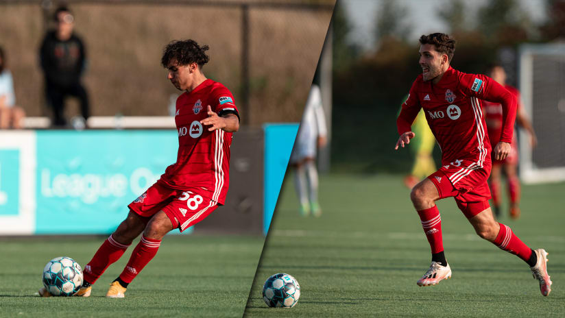 Franklin, Petrasso named to Week 26 USL League One Team of the Week