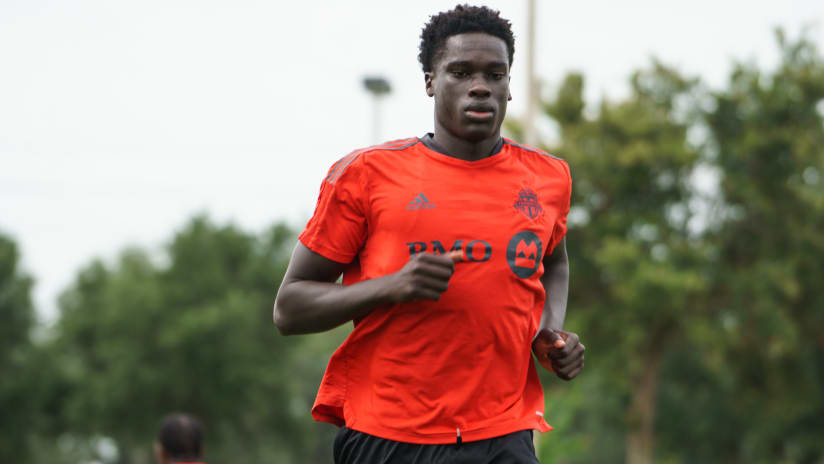 Toronto FC loan Noble Okello to Toronto FC II