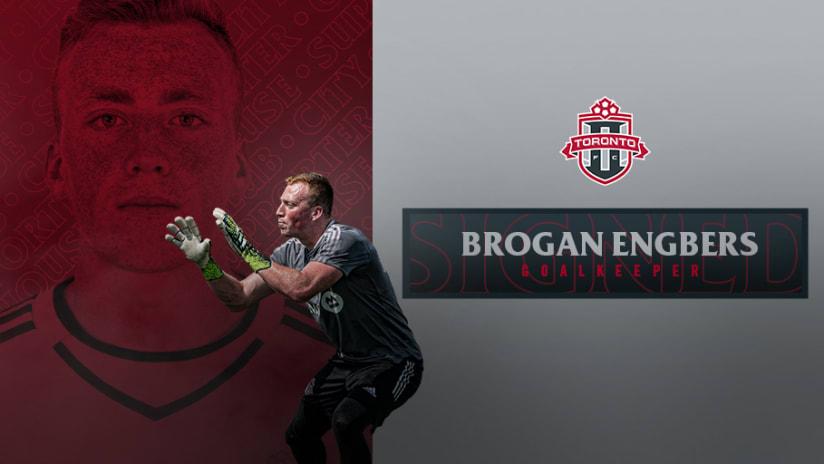 Toronto FC II sign Brogan Engbers