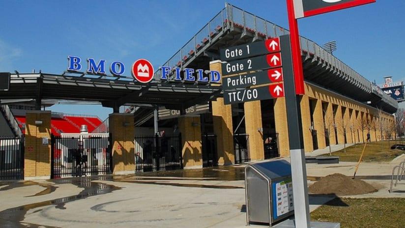 Gate 3 - BMO Field