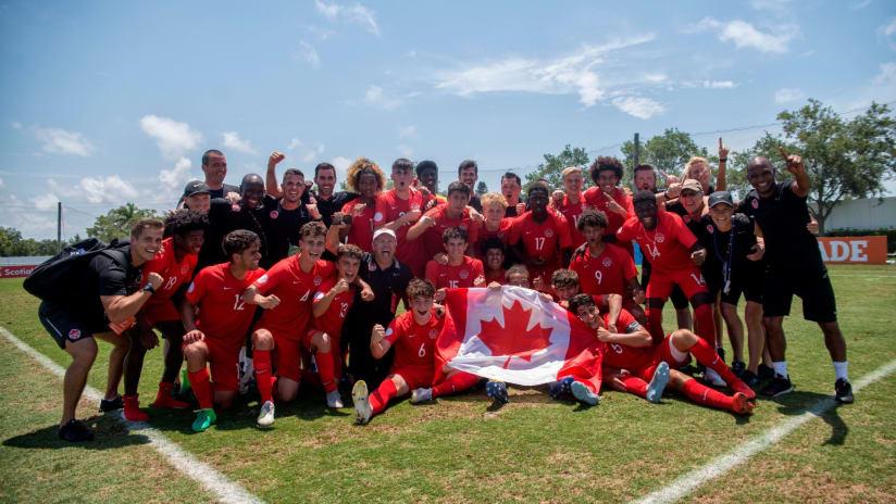 Canada U-17s