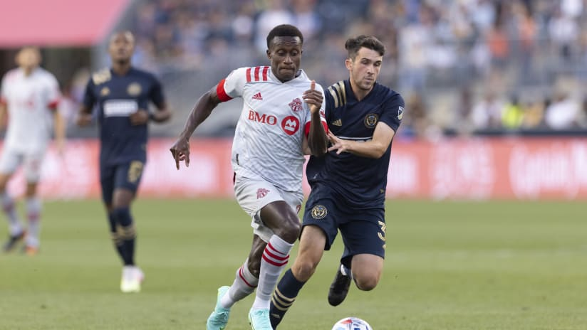 Toronto FC suffer first defeat in a month, look to bounce back at home