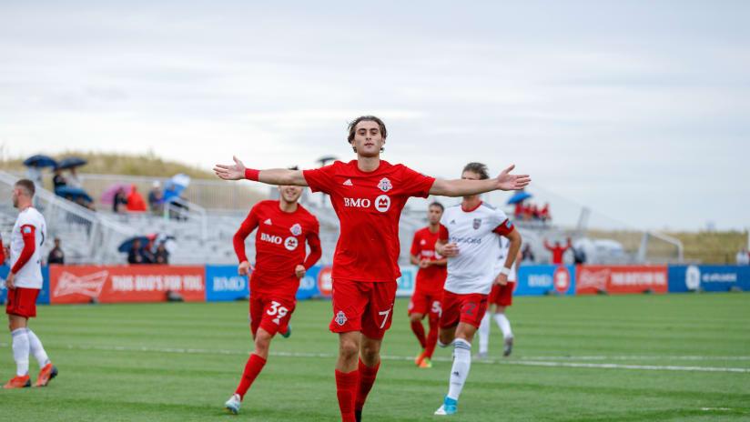 Match Recap: Toronto FC II vs. Chattanooga Red Wolves SC