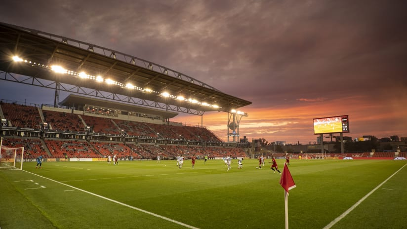 Toronto FC to play August home matches at BMO Field