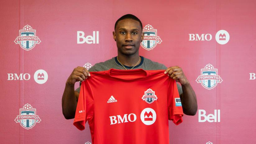 Toronto FC II Sign Nyal Higgins