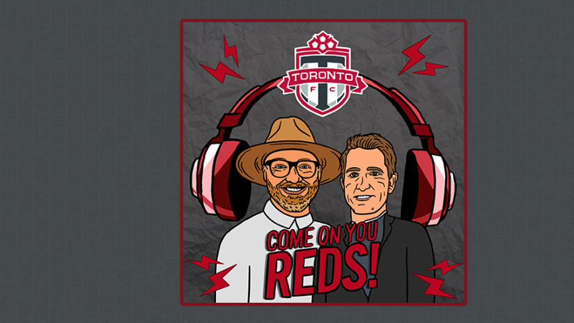 Come On You Reds Podcast - Episode 204