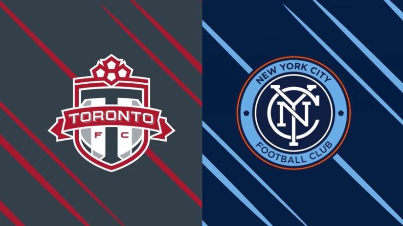 MATCH HIGHLIGHTS | Toronto FC vs New York City FC - October 28, 2020