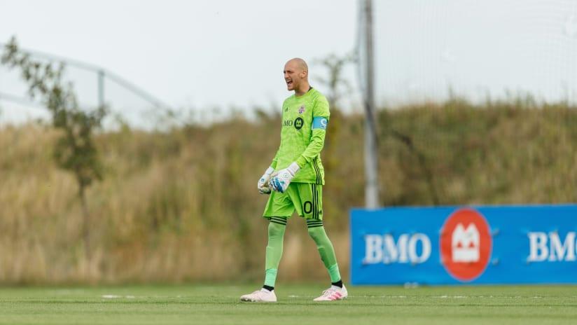 Toronto FC II Loan Eric Klenofsky to Tacoma Defiance