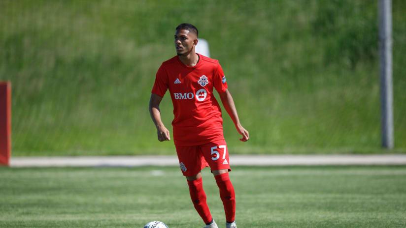 Toronto FC II Loan Terique Mohammed To FC Edmonton