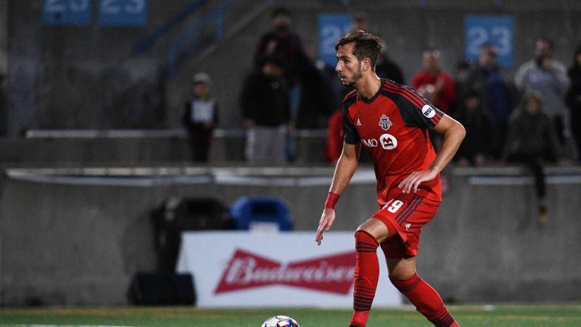 Toronto FC II re-sign & loan Robert Boskovic to Cavalry FC