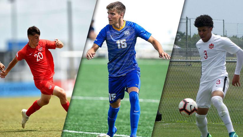 Toronto FC II Sign Three Academy Players