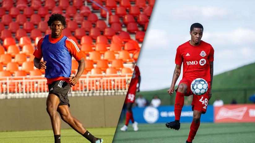 Toronto FC loan Julian Dunn & Dante Campbell to Valour FC