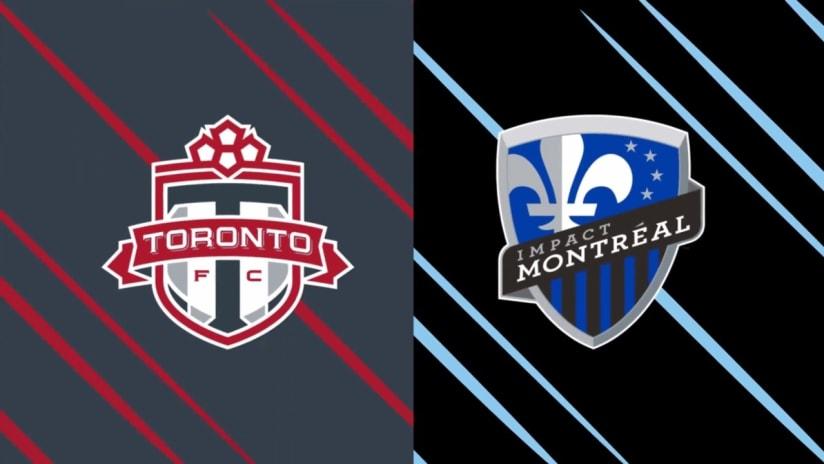 MATCH HIGHLIGHTS | Toronto FC vs Montreal Impact – 09/01/20