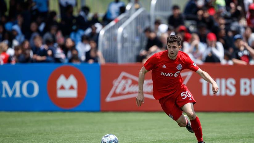 Toronto FC II Re-sign Matthew Srbely