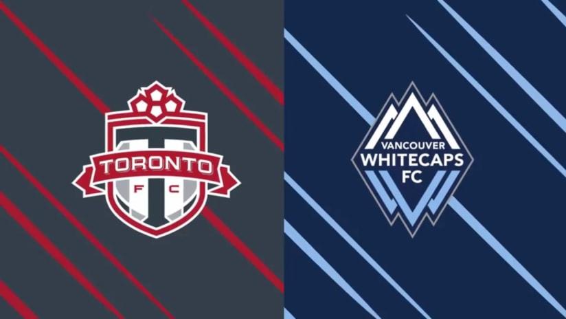 MATCH HIGHLIGHTS | Toronto FC vs Vancouver Whitecaps FC – 08/18/20