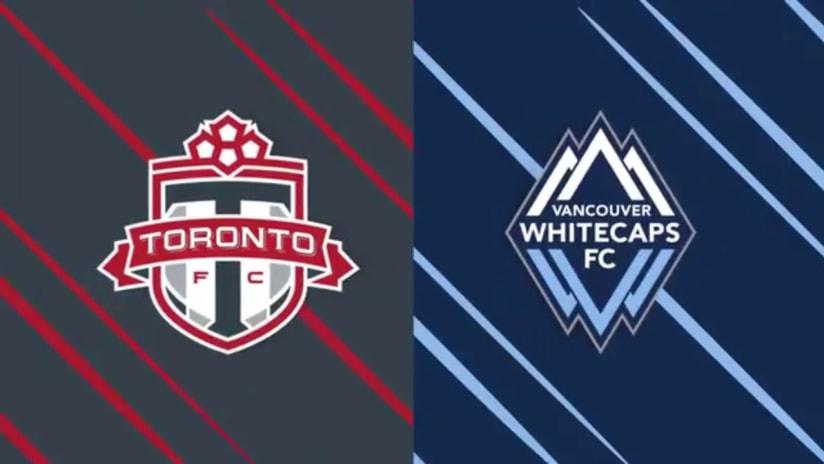 HIGHLIGHTS: Toronto FC vs. Vancouver Whitecaps FC | August 21, 2020