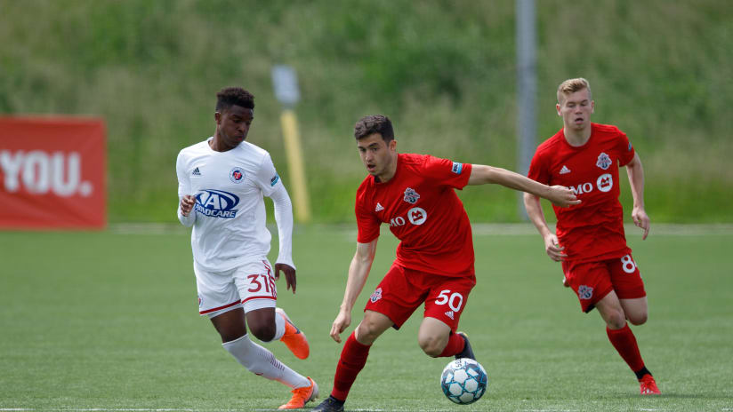 Toronto FC II Loan Matthew Srbely to Thisted FC