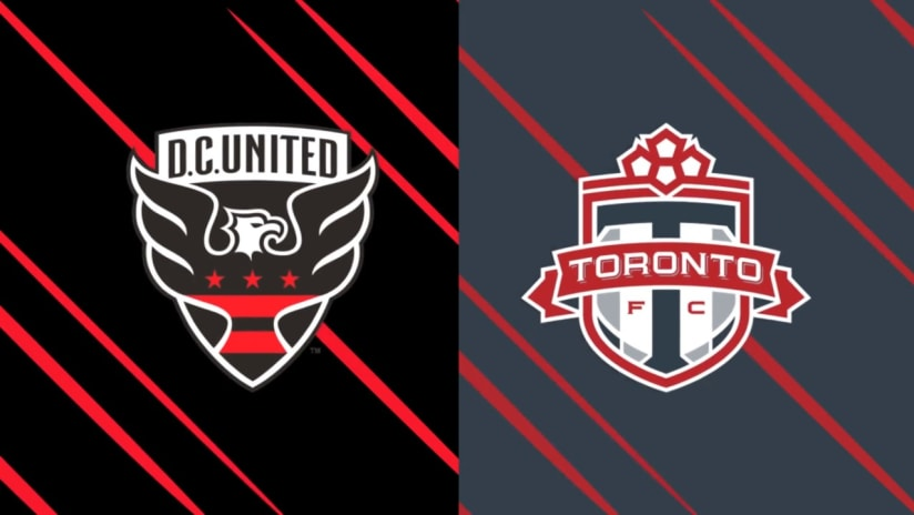 D.C. United 2-2 Toronto FC | 2-Minute Highlights