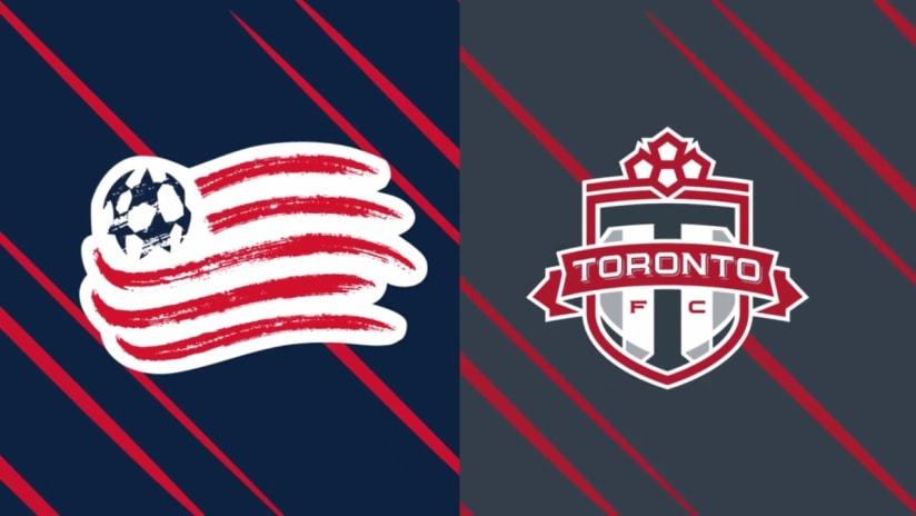MATCH HIGHLIGHTS | Toronto FC at New England Revolution - 10/07/20