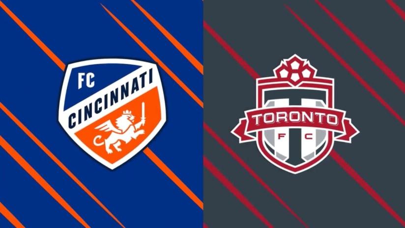 MATCH HIGHLIGHTS | Toronto FC at FC Cincinnati - 10/11/20