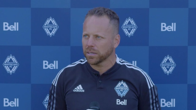 MDS talks after first training back in Vancouver