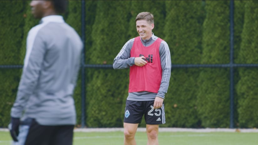 Catching up with Ryan Gauld