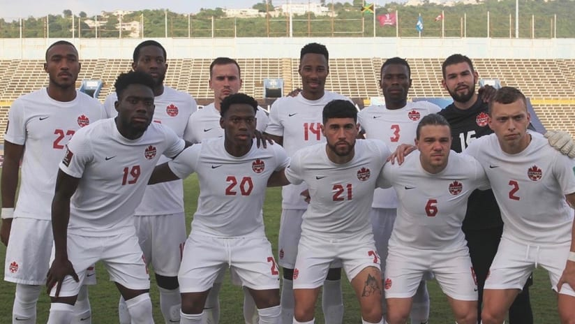 Crépeau, Cornelius help CANMNT earn important point in Jamaica