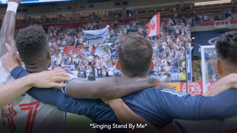 Extra Time, Presented by Bell Ep 6: Stand by me