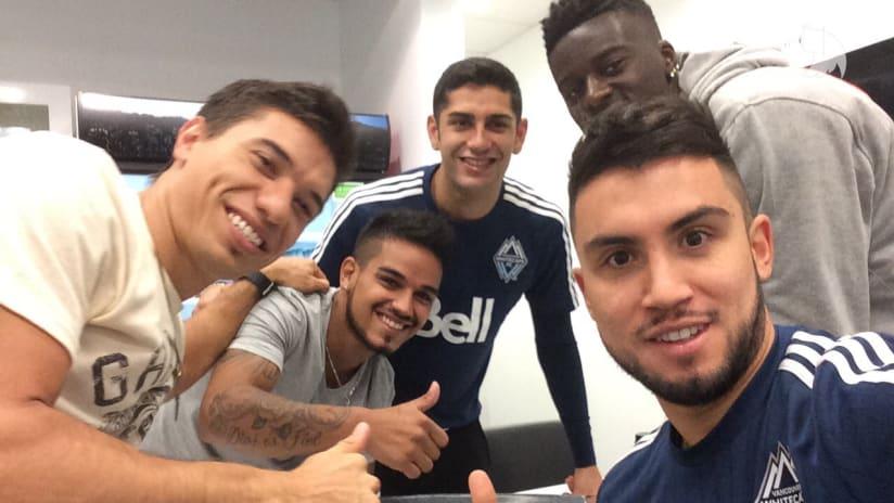 Latino boys - preseason - 2016