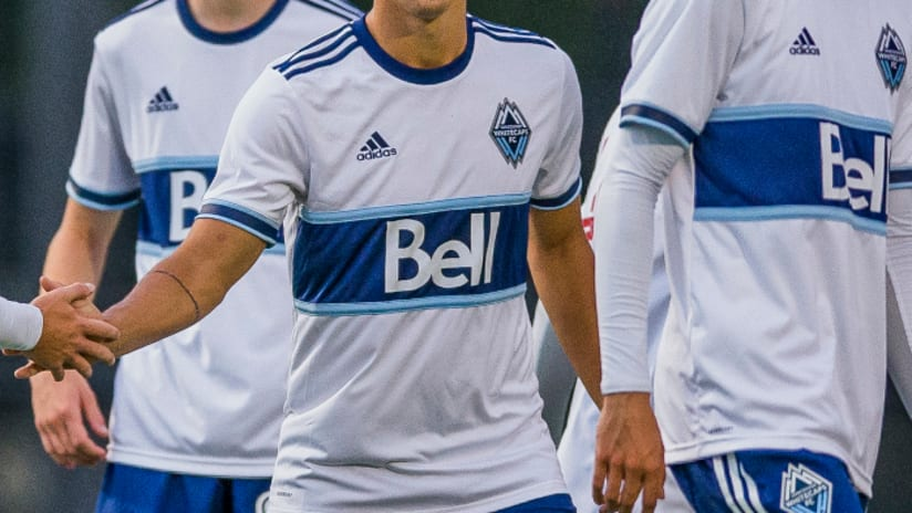 Whitecaps FC to host MLS Academy matches for the first time since 2019