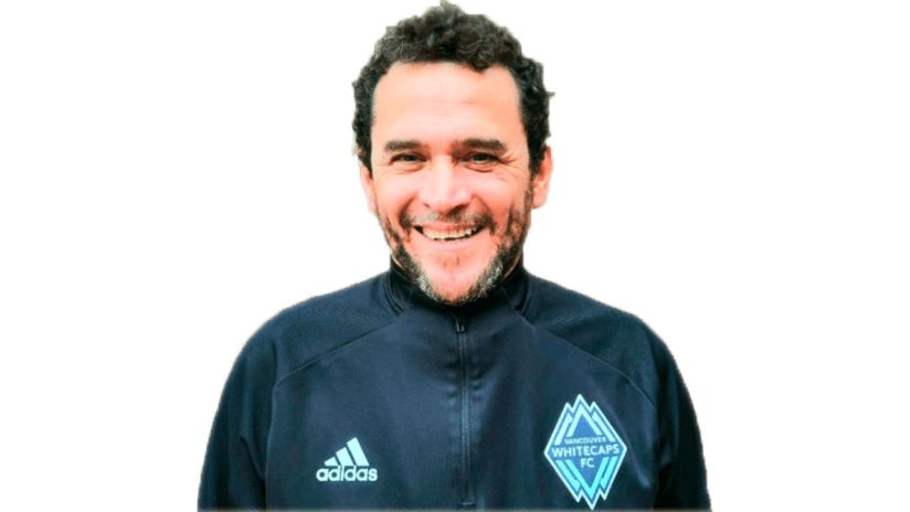 Whitecaps FC name Jhon Ardila Okanagan BMO Academy head coach