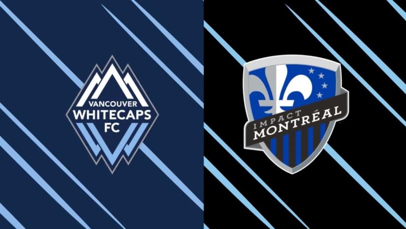HIGHLIGHTS: Whitecaps FC vs. Montreal Impact