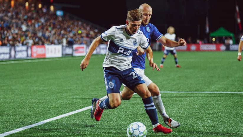 HIGHLIGHTS: Pacific FC vs. Vancouver Whitecaps FC | August 26, 2021
