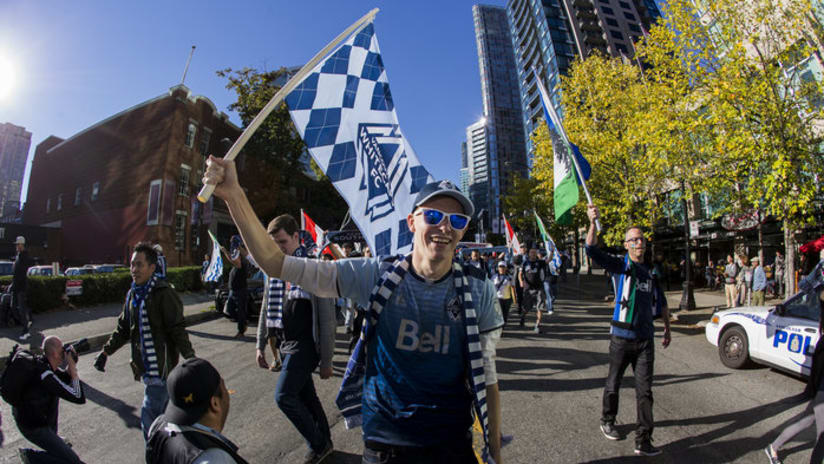 March to the match fan 2