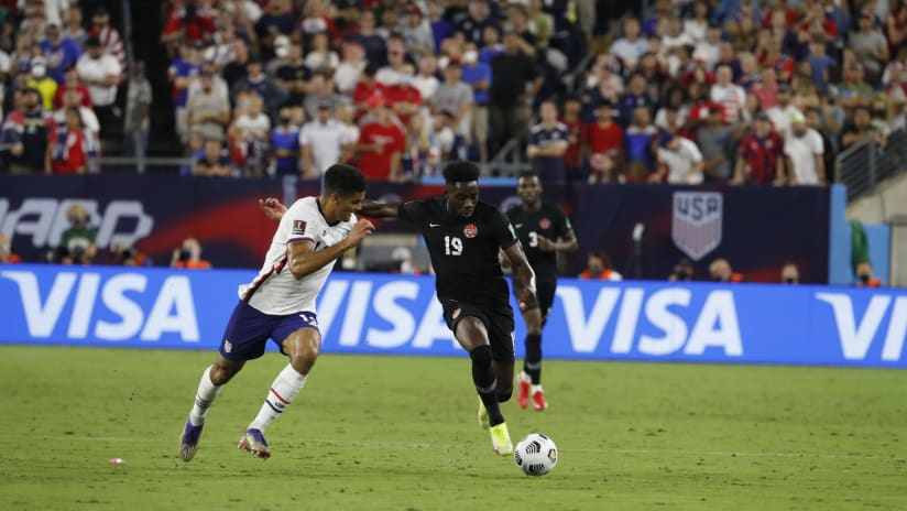 Canada earn 1-1 road draw vs. the United States