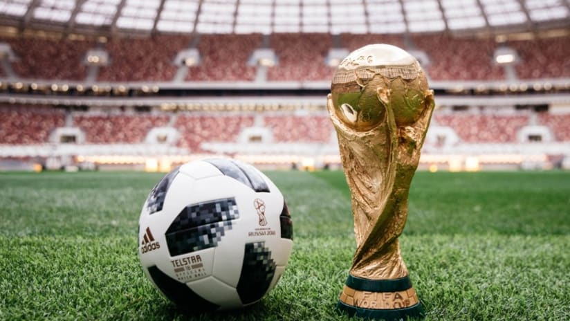 2018 World Cup Ball - Telstar