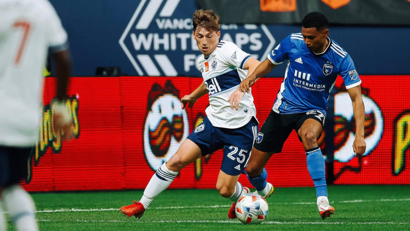 A Gaulden Start: How Ryan Gauld's play has added creative dynamism to the 'Caps attack