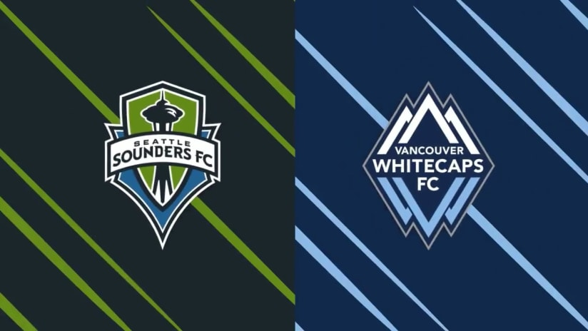 HIGHLIGHTS: Whitecaps FC vs. Seattle Sounders FC