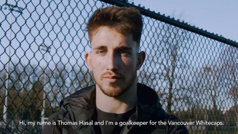 It Starts With a Goal, presented by BMO: Thomas Hasal