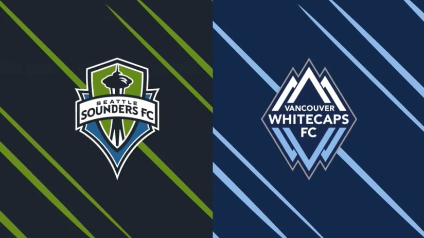 HIGHLIGHTS: Sounders FC vs. Whitecaps FC